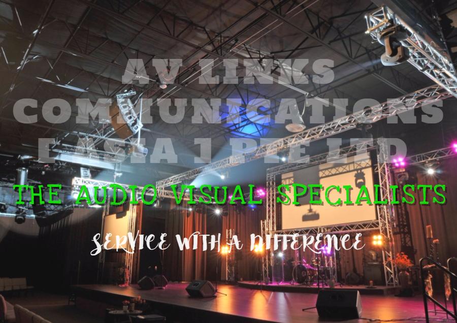 av links communications